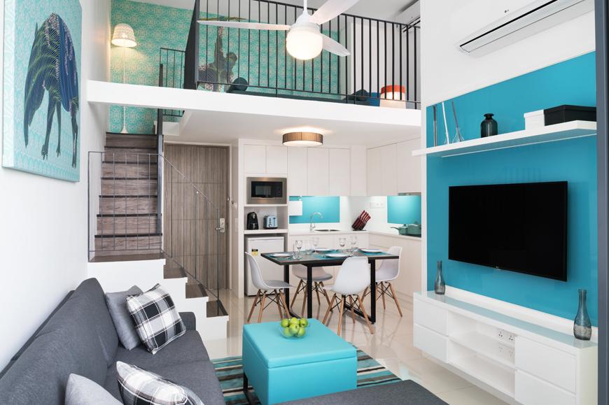Cassia Bintan - Two Bedrooms Apartment Garden Loft